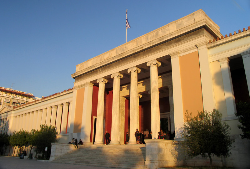 National Archaeological Museum in Athens.