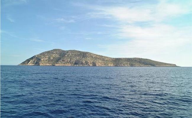 Strongyli Island, Greece. Photo © Wikipedia