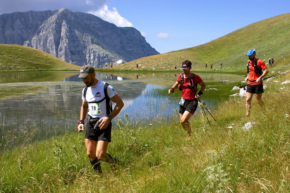 Photo © The North Face Zagori Mountain Running