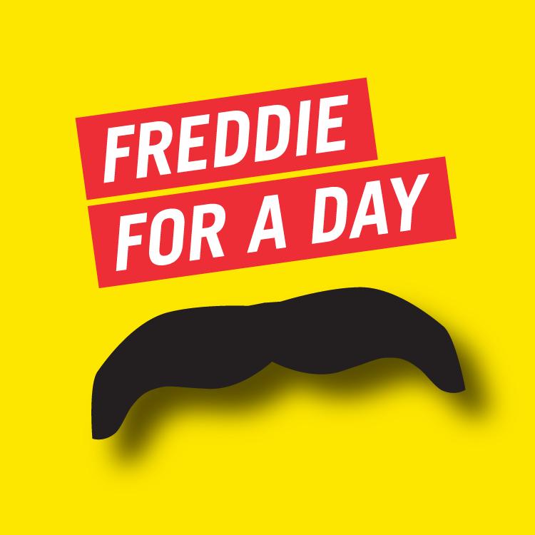 FREDDIE FOR A DAY_Logo