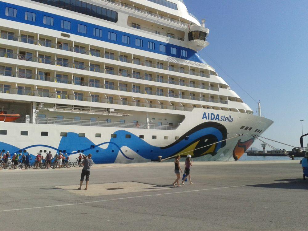 Heraklion_AIDA_cruises