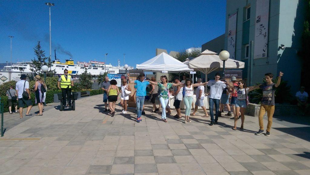 Heraklion Port Welcomes Cruise Ships In True Cretan Style