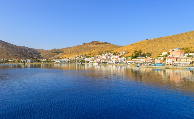Kea Island. Photo © Korpithas / Shutterstock