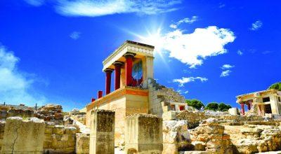 Archaeological Site of Knossos, Crete. Photo © Tanjala Gica, Shutterstock