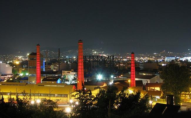 Athens Technopolis. Photo © Facebook - ΟΙ ΟΜΟΡΦΙΕΣ ΤΗΣ ΕΛΛΑΔΑΣ ΜΑΣ