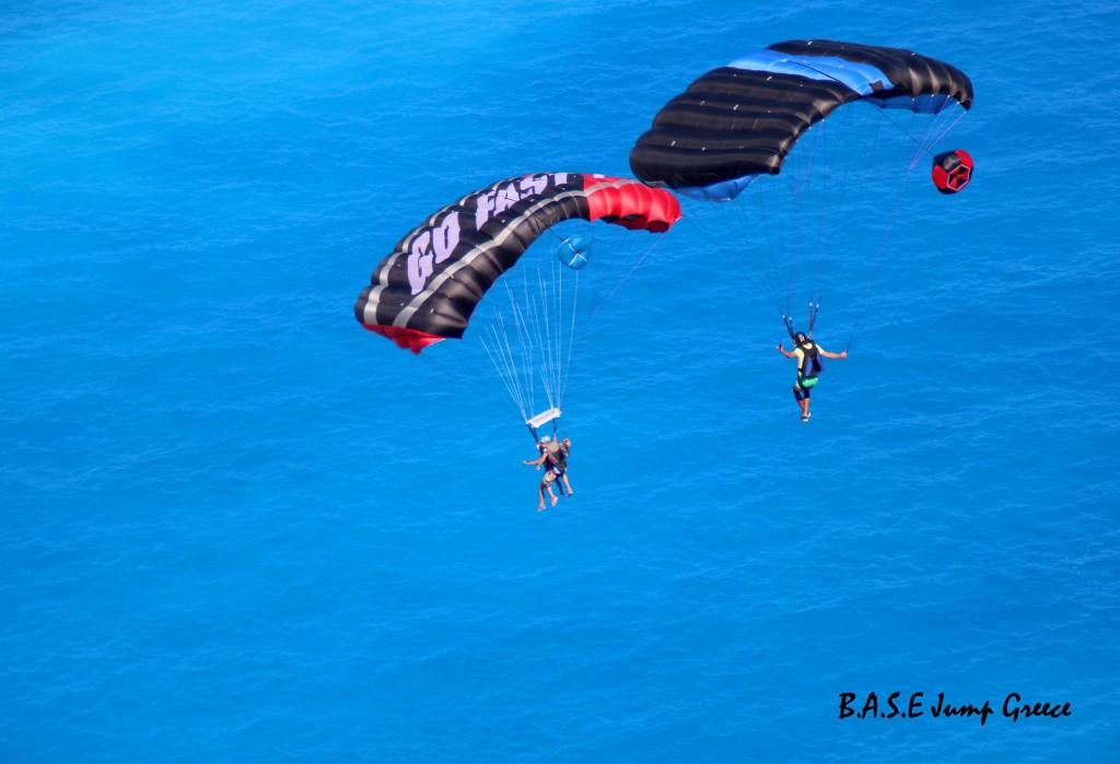 Photo Source: BASE Jump Greece Facebook.