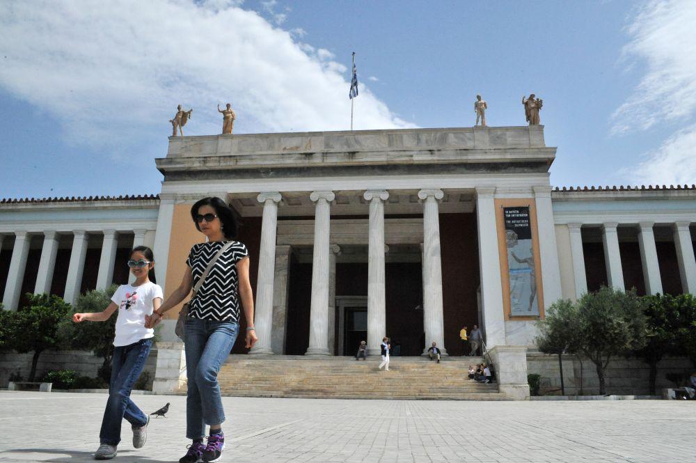 National Archaeological Museum Photo @ Aggeliki Koronaiou
