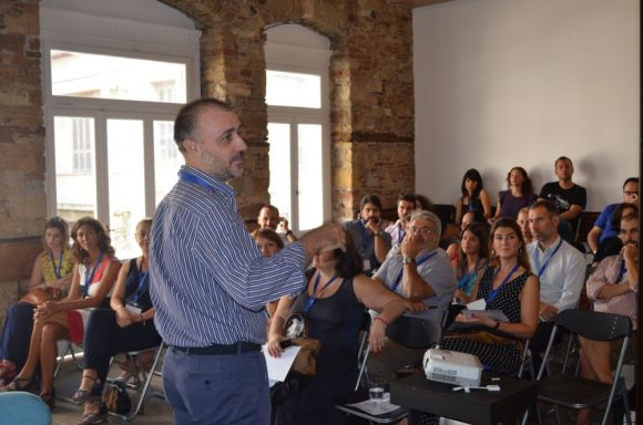 Τhe CEO of Toposophy, Manolis Psarros.