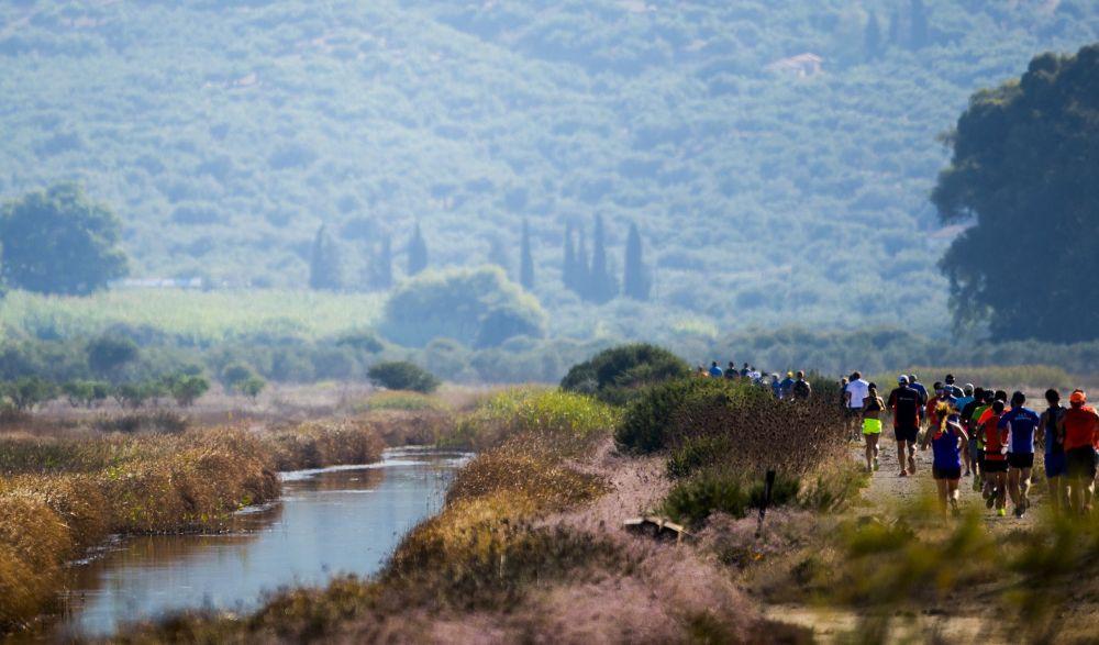 The 5km route in Navarino Challenge (photo by Vladimir Rys).