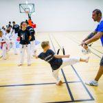 Taekwondo, Alexandros Nikolaidis (photo by Vladimir Rys).