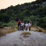 Bike ride in Voidokilia (photo by Vladimir Rys).