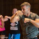 Kick Boxing, Alexandros Nikolaidis (photo by Elias Lefas).