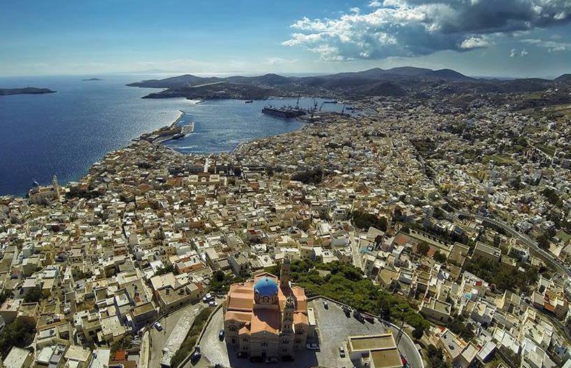 Photo credit: G. Stefanou Air Photos