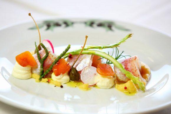 Menu sample, Olive Garden Bar & Restaurant.