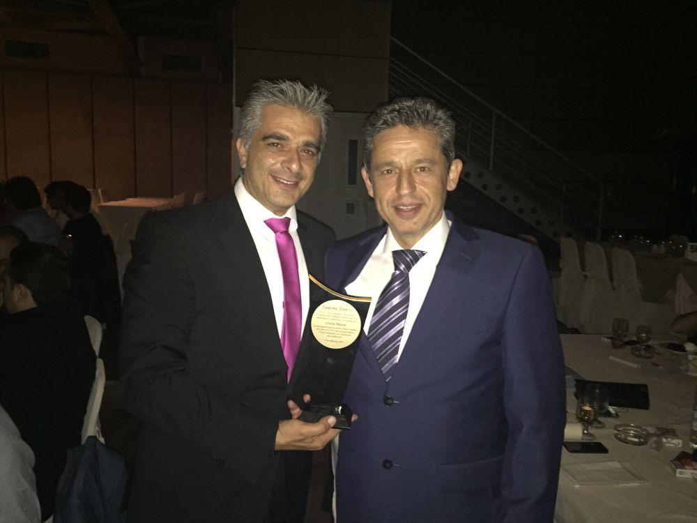 Creta Maris has won recognition from the Association of Cretan Tourism and Travel Agencies (ACTTA).