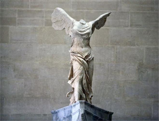Louvre OKs Replicas of 'Nike of Samothrace' in Greece | GTP Headlines