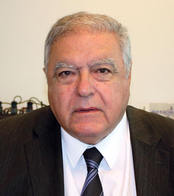 Michalis Sakellis, President Association of Greek Passenger Shipping Companies