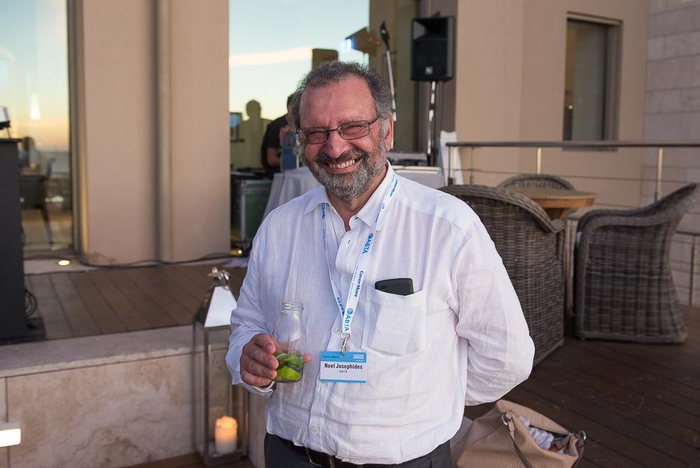 ABTA Chairman Noel Josephides. Photo © Maria Theofanopoulou
