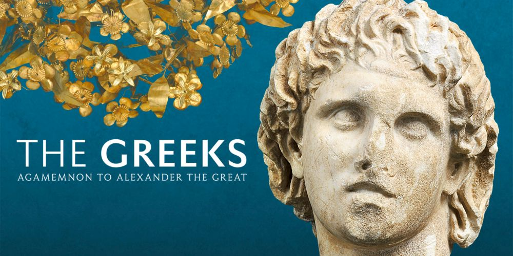 The Greeks – Agamemnon to Alexander the Great_1