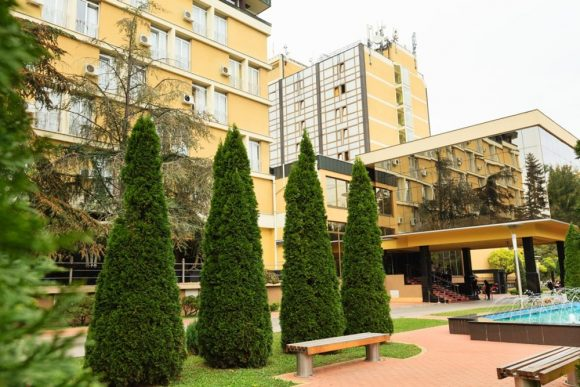 Hotel Park,Novi Sad district.