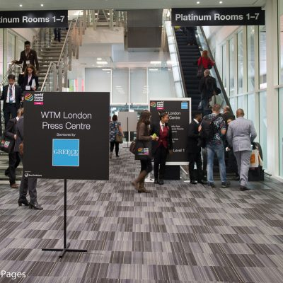 WTM London 2015 Photo Report Press Centre