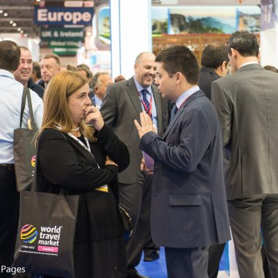 WTM London 2015 GTP Photo Report - Networking