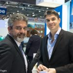 Alexandros Angelopoulos and George Angelis @ WTM