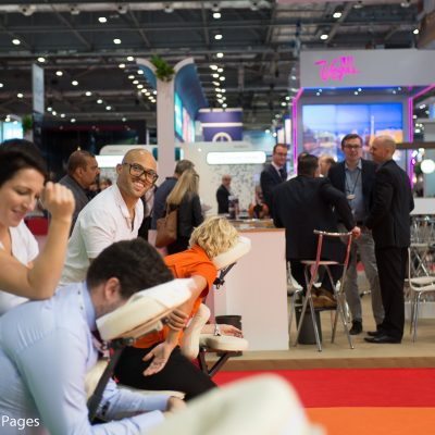 GTP photo report at WTM