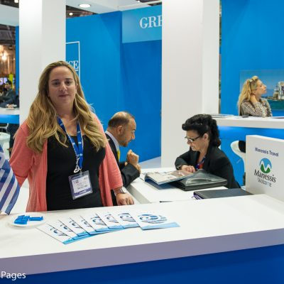 Manessis Travel @ WTM
