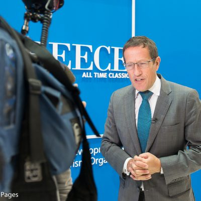Richard Quest @ Greece, WTM