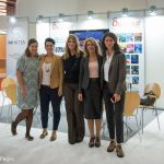 Frini Alexiou (Hellenic Association of Travel & Tourist Agencies-HATTA), Dora Sgartsou (Hellenic Association of Professional Congress Organizers-HAPCO), Maria Alinfragi (Signature Travel), Vasiliki Skagia (Dayrise Holidays) and Maria Theofanopoulou (Greek Travel Pages-GTP).