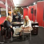 Maria Athanassopoulou and Chrissa Krassa of Respond On Demand (Hospitality Consultants and Event Organizer).