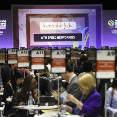 WTM London 2015 GTP Photo Report - Speed Networking