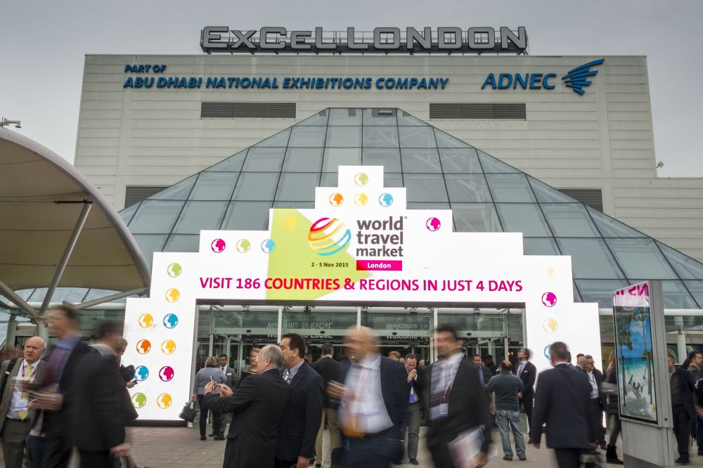World Travel Market 2015, ExCeL. London