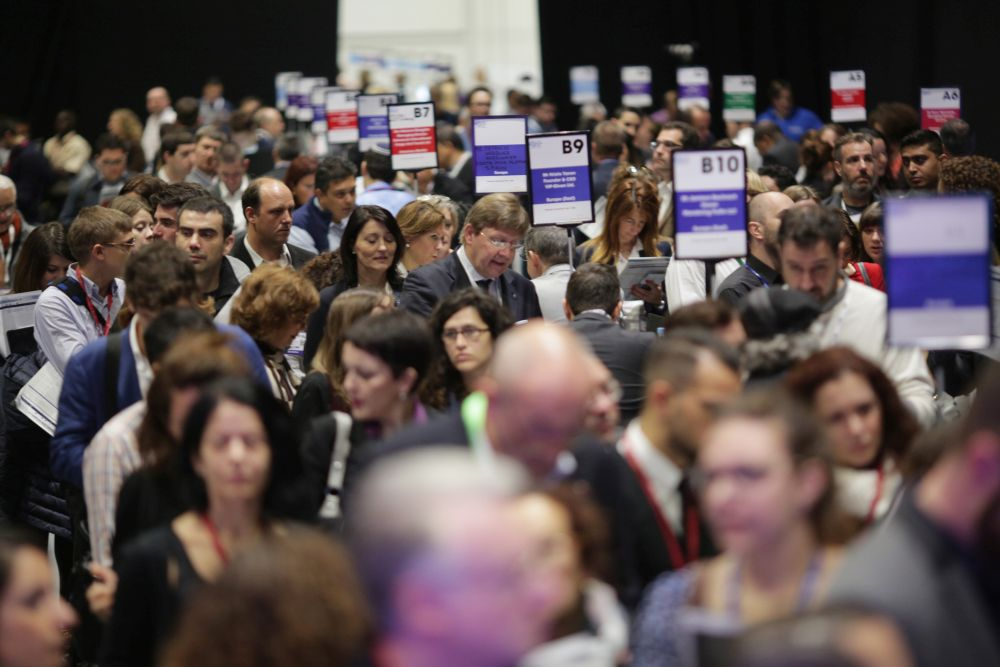 World Travel Market 2015, ExCel, London Speed Networking