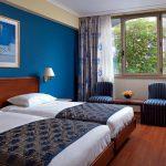 Titania Hotel, double room.