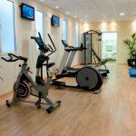 Titania Hotel, gym.