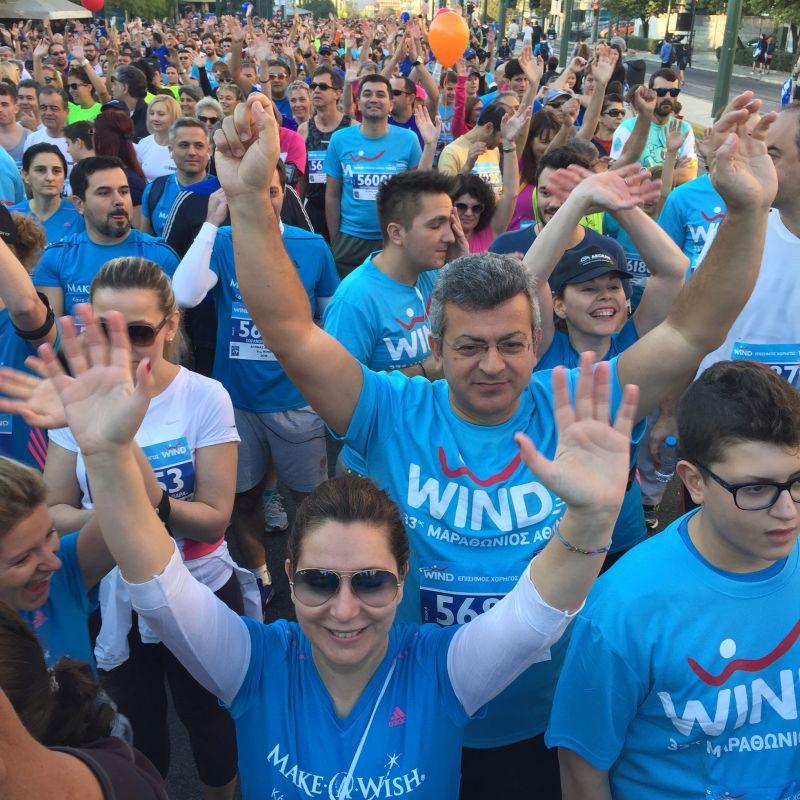 titania hotel team 33rd authentic marathon 2