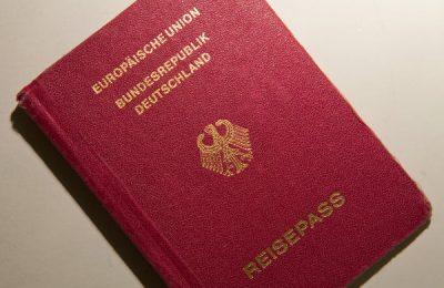 German passport