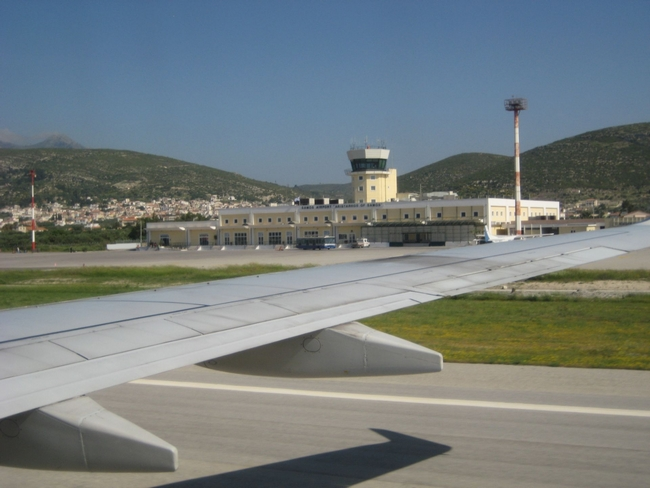 Samos Airport. Photo © Daniel541, Wikimedia Commons