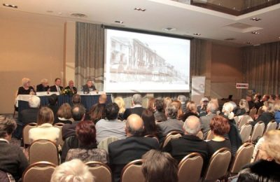 Thessaloniki Hoteliers Mark '100 Years of Hospitality' with Book Release