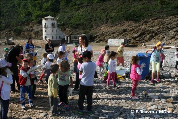 Greek Isle Alonissos Goes 'Green', Shuns Plastic Bags