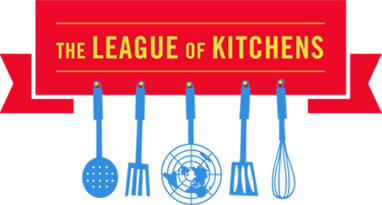league of kitchens - logo