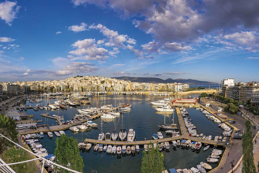 Photo source: Destination Piraeus
