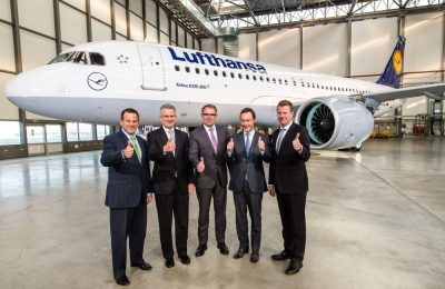The first A320neo delivery – which occurred 20 January 2016 – opened new era in commercial aviation.