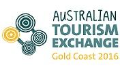 Australian Tourism Exchange 2016 logo