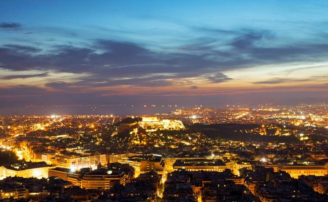 Athens, Attiki. Photo © elxeneize / Shutterstock