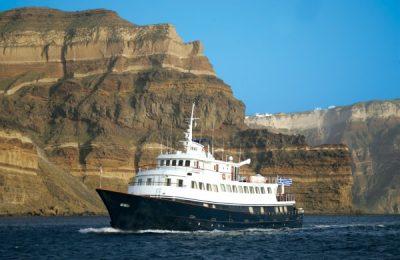 Variety Cruises - Calisto exterior