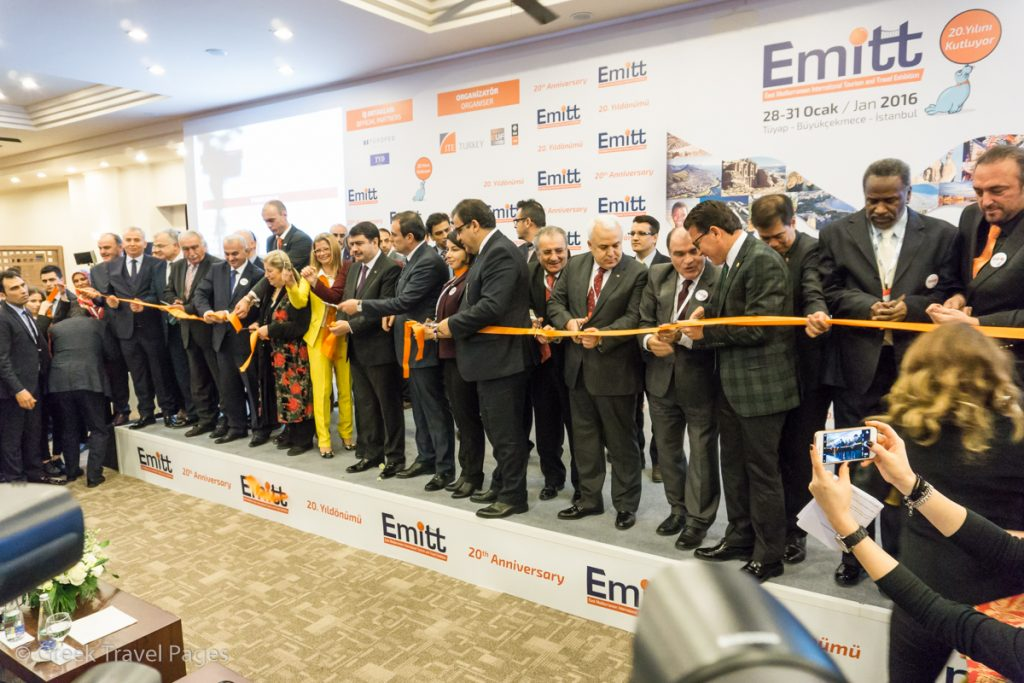 EMITT 2016 ribbon cutting ceremony.