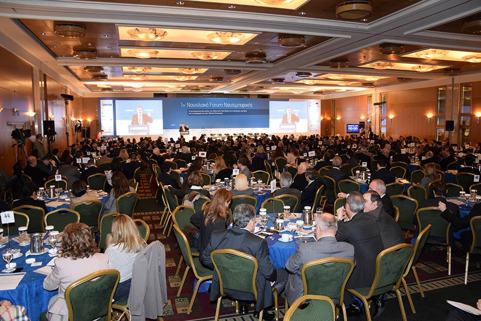 Athens Shipping Meet to Take Up the Challenge - GTP Headlines